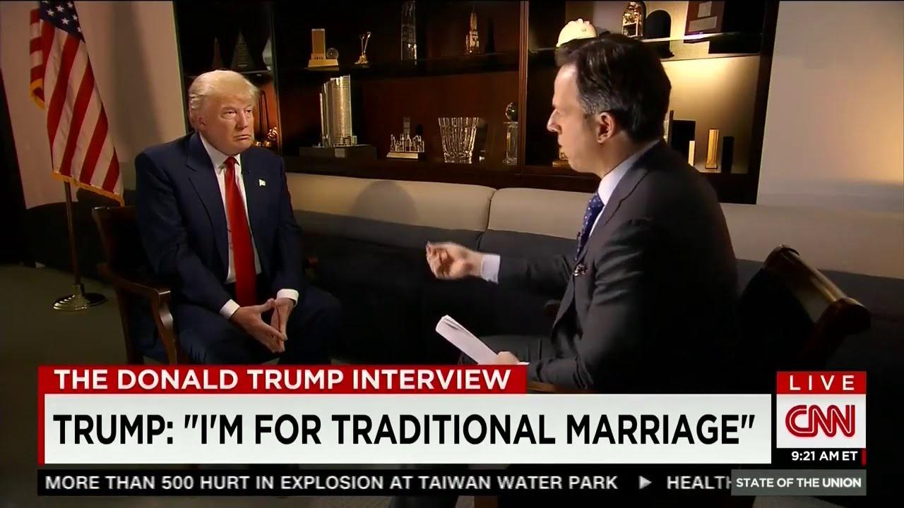 Donald Trump!  CNN  Donald Trump!!  Apparently The Donald OWNS CNN …