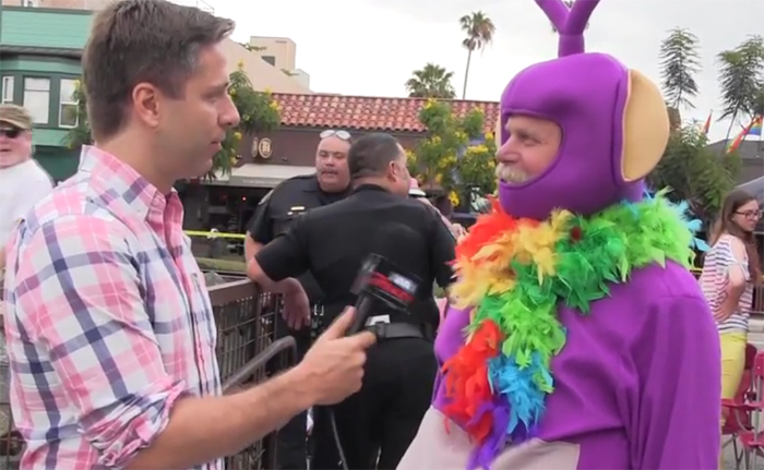 OPEN THREAD… Video: Which Anti-Gay Republican Said it?