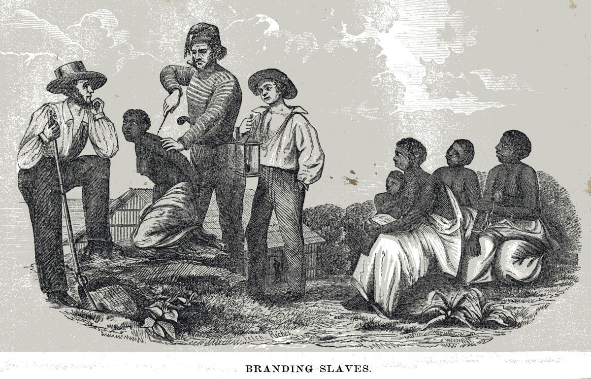 Witch Hunt for Anyone Whose Family Owned Slaves — BURN THE WITCH!
