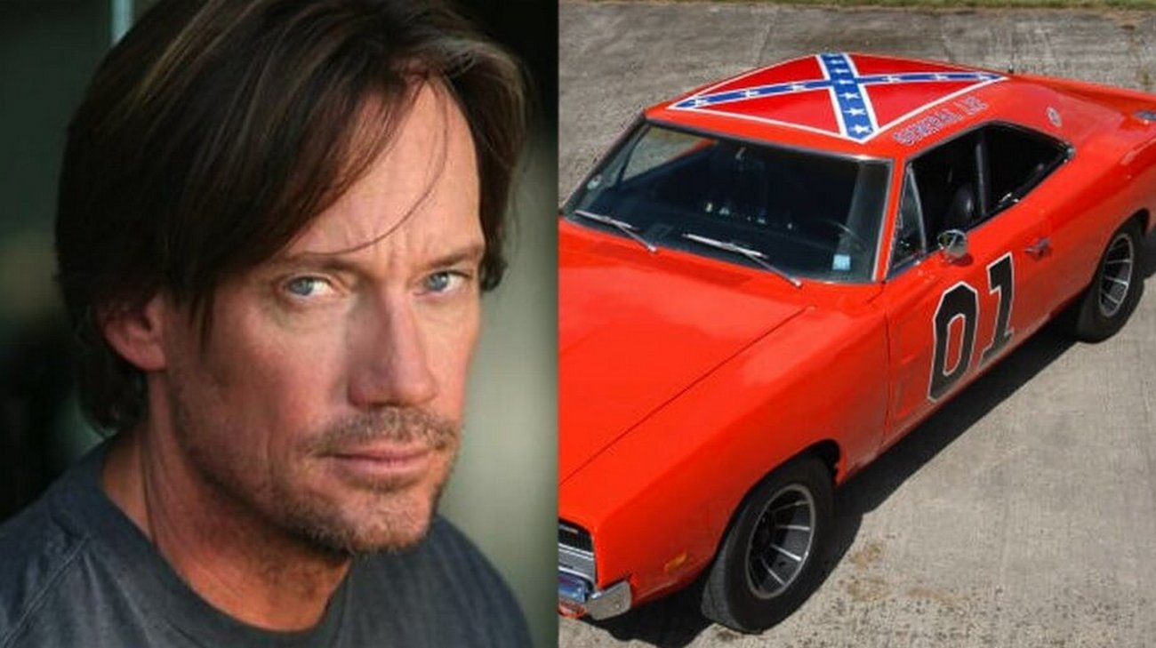 Hollywood Star Smacks Down Confederate Flag Whiners