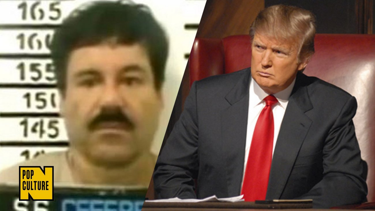 """Gee, I Wonder Who """"El Chapo"""" will vote for in 2016?"""