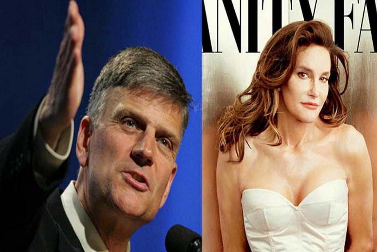 "VIRAL: Franklin Graham Just Made a Massive Statement About ""Caitlyn"" Jenner on Facebook…"