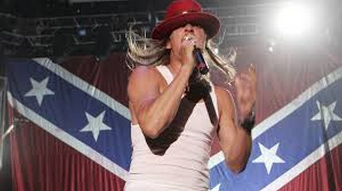 Fascist Left-Wingers Trying to Force GM to Drop Kid Rock