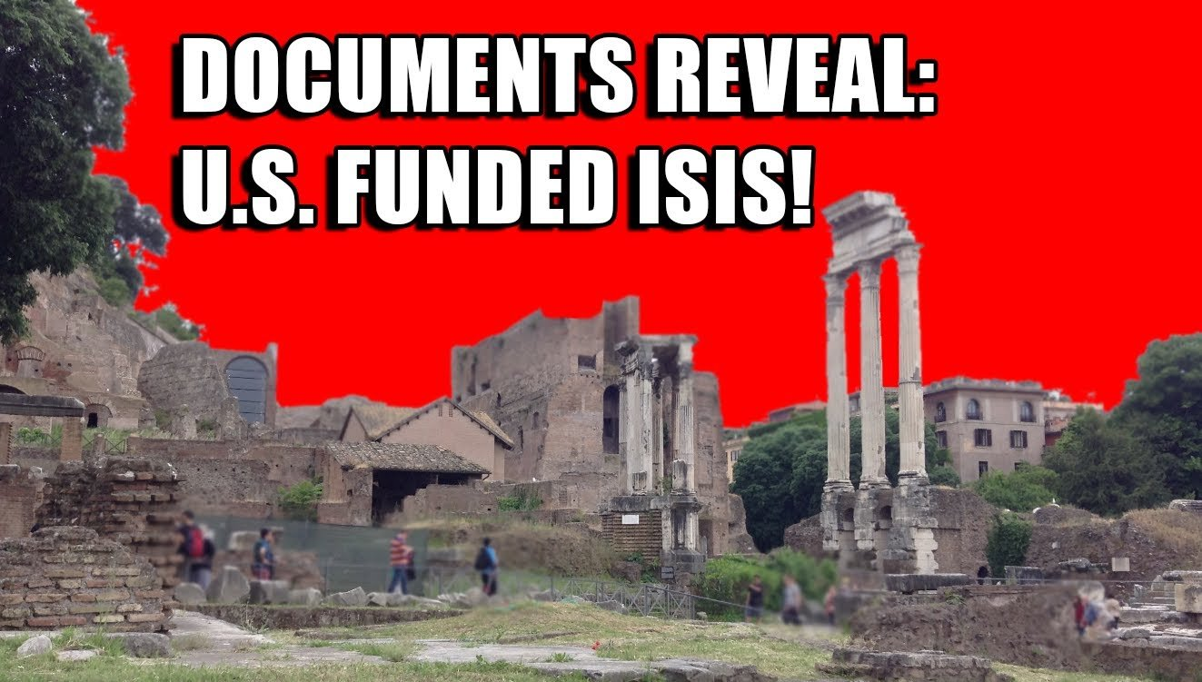 ISIS Leader: We Are Being Funded By Obama