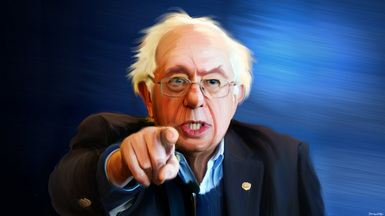 Bernie Could Win Iowa and New Hampshire Says – Hillary Clinton