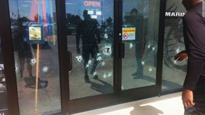 Chattanooga Shooter Identified as ISIS Terrorist and Not 'A White Guy'