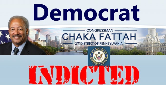 More Trouble for Democrat Congressman Chaka Fattah