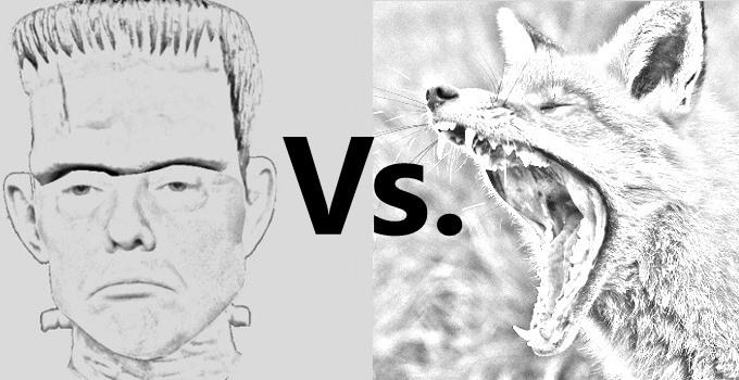 Trump Bullies Fox. Fox Bites Back.