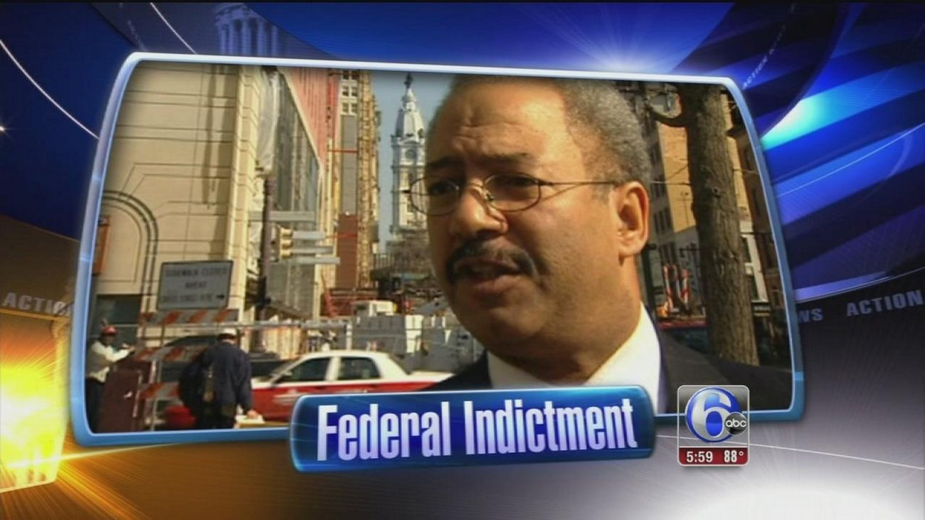 Chaka Fattah – Black Philly Democrat Who Tried to Impeach Bush Gets His Ass BUSTED Big Time.