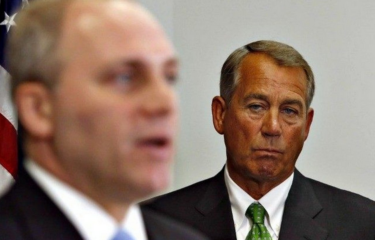 John Boehner Can't Find Votes to Keep Him as Speaker: Let the Crying Begin