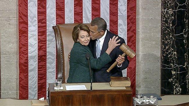 Boehner Goes Home