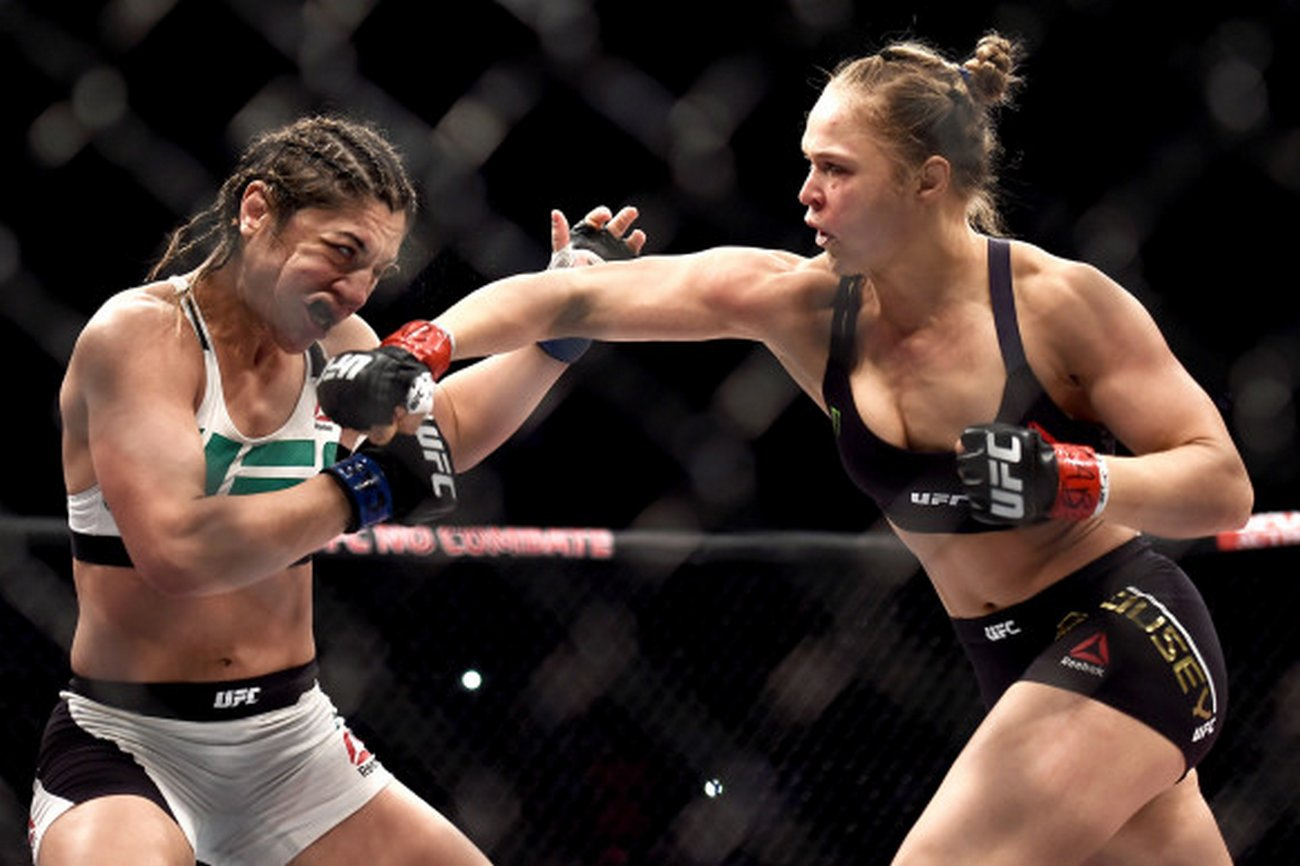 Ronda Rousey is a Delusional Feminist!