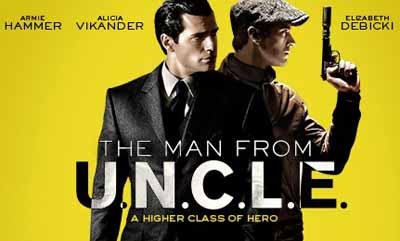 Review: Guy Ritchie's Man From U.N.C.L.E.
