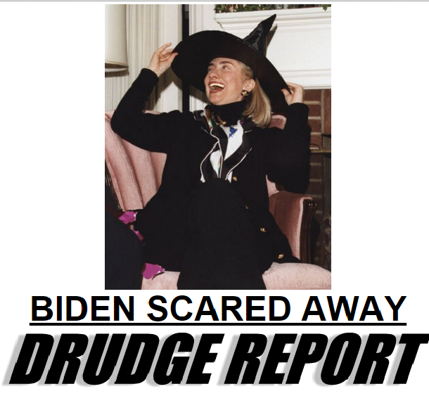 Joe Pulls Plug on Presidential Ambitions