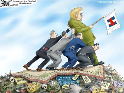So Bernie and 0bama see no problems with Clinton security