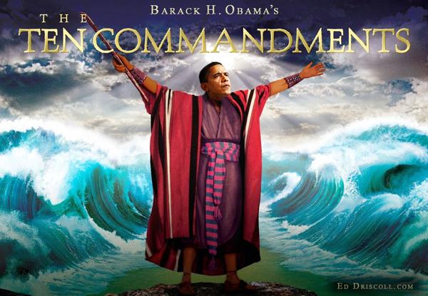 The Democratic Faithful have 12 Commandments