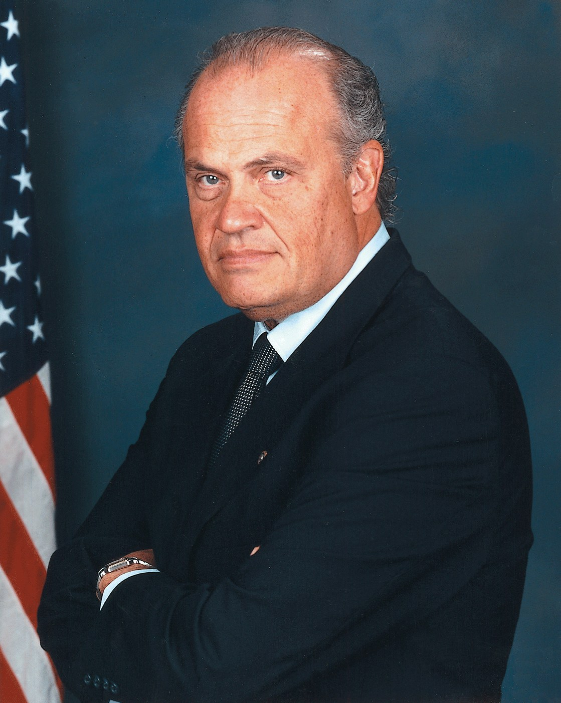 Fred Thompson, Rest in Peace.