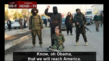 """""""We have contained"""" ISIS…"""