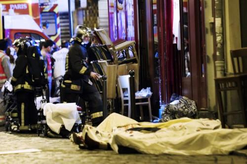 Paris attacks – Open Thread