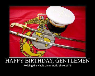 Happy Birthday, Gentlemen.