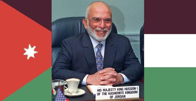 If King Hussein were still alive . . .