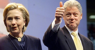 Hillary Backed Russia While Bill Cashed the Check & OPEN THREAD
