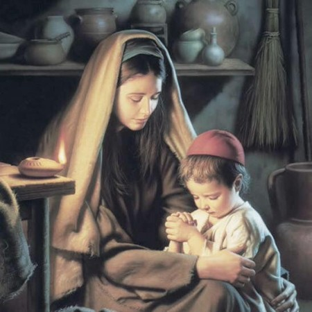 """""""That the Blessed Virgin Mary is called Mother of God is not pious boilerplate…"""""""