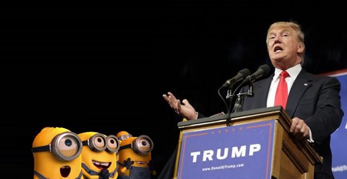 Donald Trump has finally gone too far.