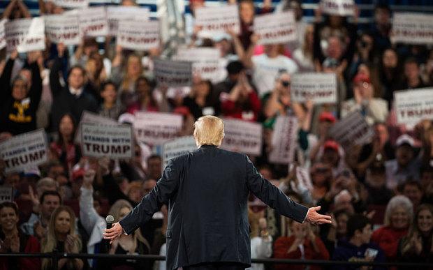 Trump Takes New Hampshire