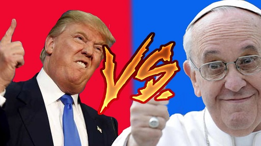 The Pope, Donald Trump and Immigration