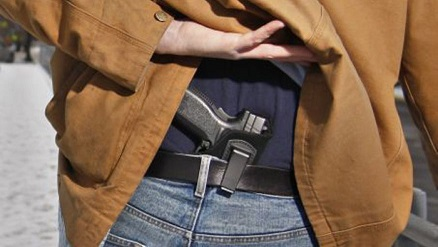 Citizen with Concealed Carry Saves Police Officer