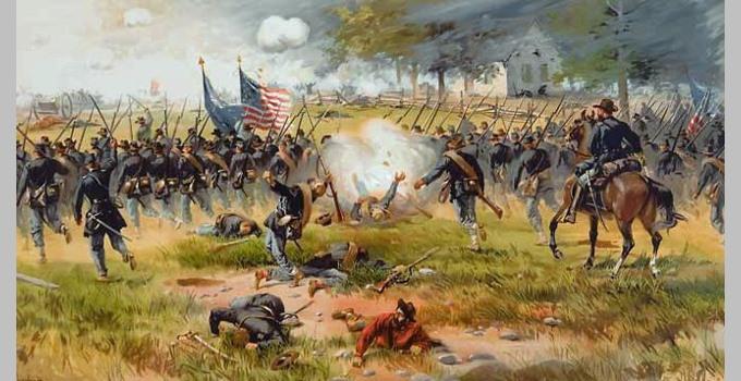 Civil War @ Breitbart