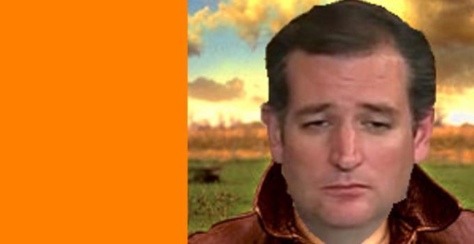 Ted Cruz is no Hoosier.