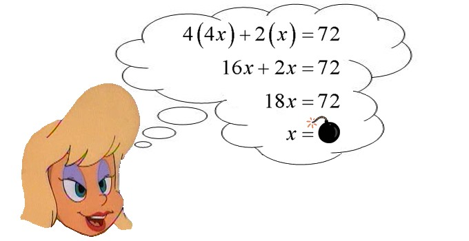 Math Mistaken For Terrorism