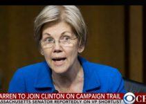 Warren as Clinton's Running Mate?