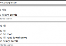 """Google Is Suppressing The Search Term """"Crooked Hillary"""" By Pretending It Doesn't Exist"""