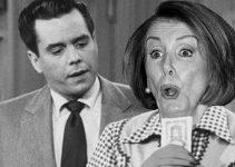 Pelosi, you've got some 'splaining to do!