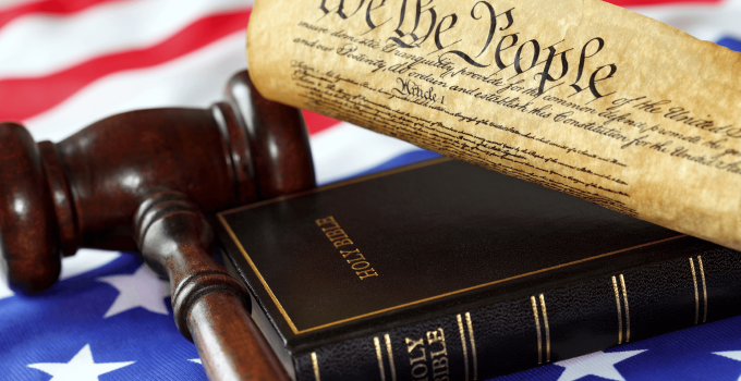 Court Rules Against Biblical Phrase in Workspace