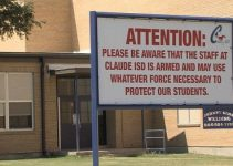 Teachers Can Shoot Back in Claude, Texas