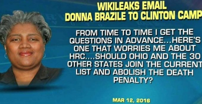 """To Donna Brazile:  The """"Doctor"""" is NOT In!"""