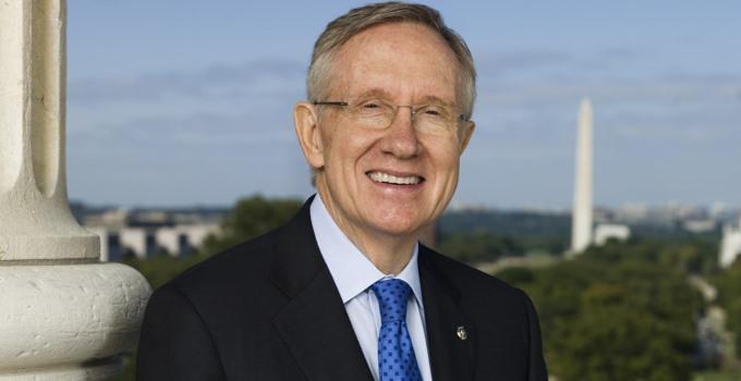 Senate Republicans Use Harry Reid's Playbook