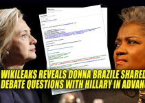 Brazile Admits Leaking Questions and OPEN THREAD