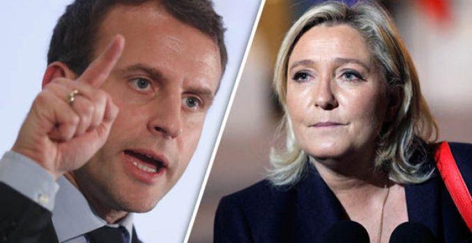 Le Pen & Macron Runoff — OPEN THREAD