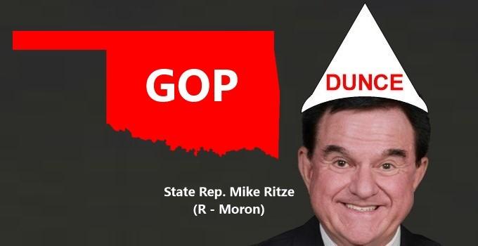 Oklahoma's GOP Morons