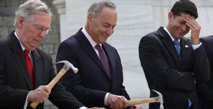 Budget Fiasco and OPEN THREAD
