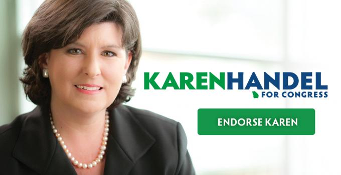 Karen Handel Wins! OPEN THREAD
