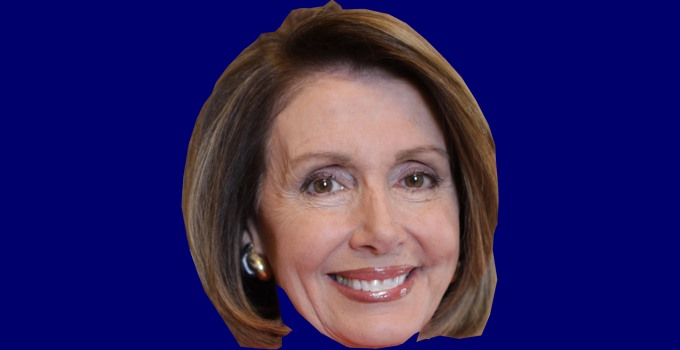 Nancy Pelosi the Pariah?