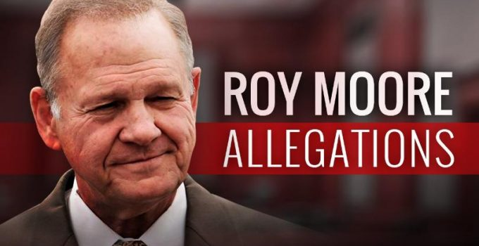 Drumbeat Continues to Drive Moore from Alabama's Senate Race & OPEN THREAD