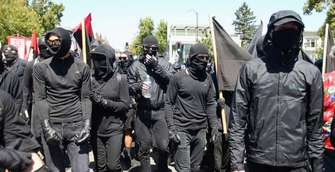 How About A Legally Predicated National Security Investigation Of AntiFA