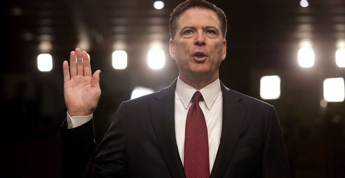 Former FBI Director Comey Shown That Patriot Act Section 215 Warrantless Metadata Collection Ineffective As CI Tool